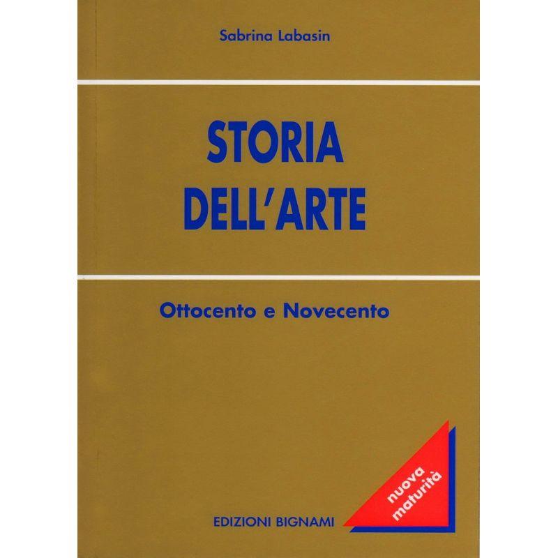 Riassunto di Storia dell'Arte - Ottocento e Novecento - Edizioni Bignami