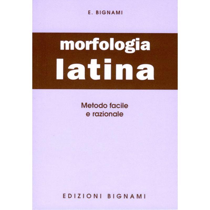 Morfologia latina