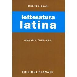 Riassunto di Letteratura Latina - Edizioni Bignami