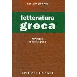 Riassunto di Letteratura Greca - Edizioni Bignami