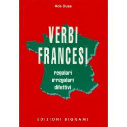 Verbi francesi - regolari, irregolari, difettivi
