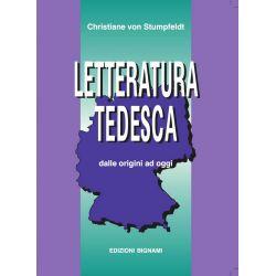 Letteratura tedesca - in italiano - dalle origini ad oggi
