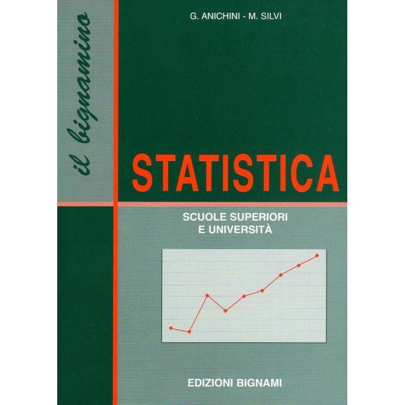Statistica - Il Bignamino - Scuole Superiori e Università