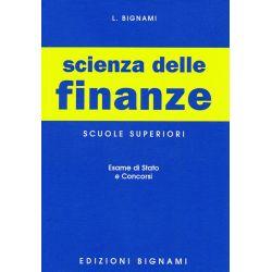 Scienza delle finanze - Esame di Stato e Concorsi - Scuole Superiori
