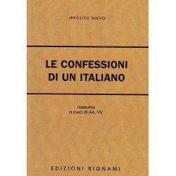 Le confessioni di un italiano - Ippolito Nievo - Riassunto