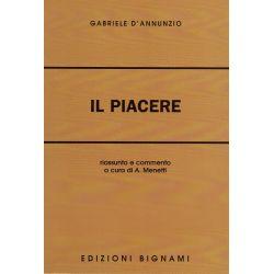 Il Piacere - Gabriele D'Annunzio - Riassunto e commento