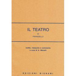 Il teatro di Pirandello - Scelta, riassunto e commento