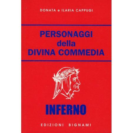 Personaggi della Divina Commedia - Inferno - Edizioni Bignami