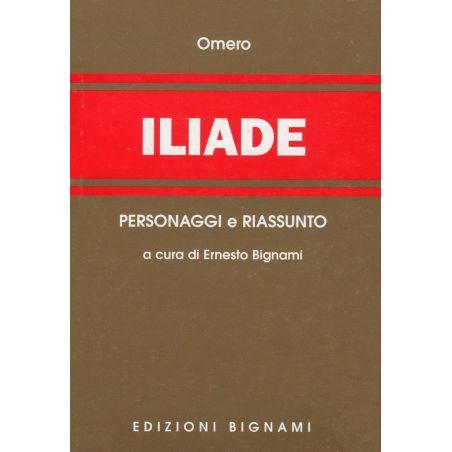 Iliade - Omero - Personaggi e riassunto