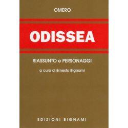 Odissea - Omero - Riassunto e personaggi
