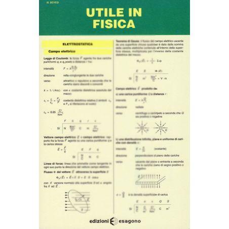 Utile in fisica - Scheda
