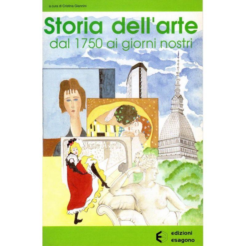 Storia dell'arte - Dal 1750 ai giorni nostri - Scheda