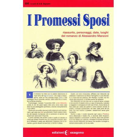 I Promessi Sposi - Riassunto, personaggi, date, luoghi - Scheda