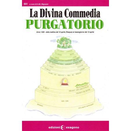 La Divina Commedia - Purgatorio - Scheda