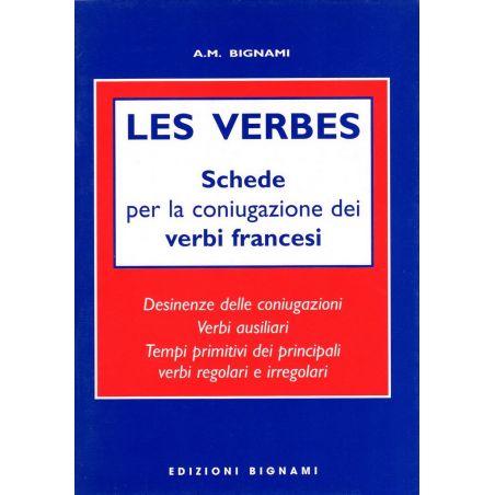 Les verbes - Schede per la coniugazione verbi francesi