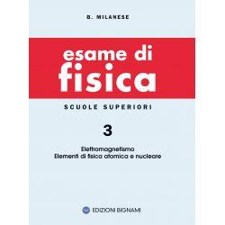 Riassunto di Fisica 3 - Elettromagnetismo - Edizioni Bignami
