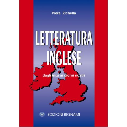 Letteratura inglese - in italiano - dagli inizi ai giorni nostri